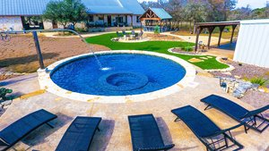 Residential Gunite Pools #020 by Pools Unlimited Inc