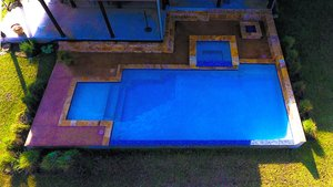 Residential Gunite Pools #021 by Pools Unlimited Inc