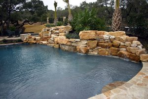 Residential Gunite Pools #029 by Pools Unlimited Inc